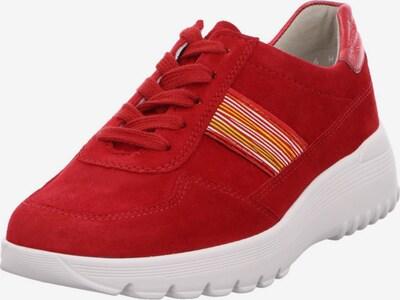 SEMLER Sneakers in rot, Produktansicht