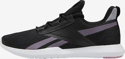 REEBOK Sportschuh in schwarz / silber / weiß, Produktansicht