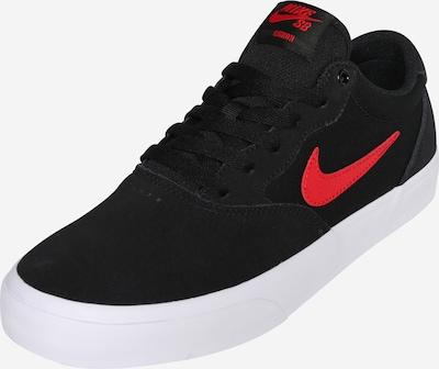 Sneaker low 'CHRON' Nike SB pe roșu / negru, Vizualizare produs