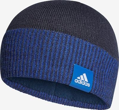 ADIDAS PERFORMANCE Beanie 'Cimawarm' in blau / kobaltblau, Produktansicht