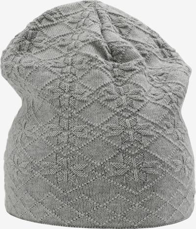 Sätila of Sweden Beanie Anna mit Schneeflockenmuster in grau, Produktansicht