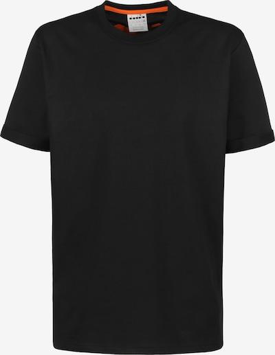 Diadora T-Shirt ' T-SHIRT SS ONE ' in schwarz, Produktansicht