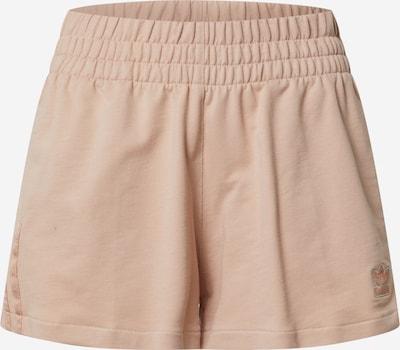 ADIDAS ORIGINALS Pantalon en beige: Vue de face