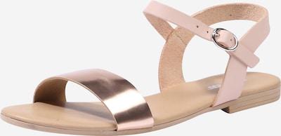 ABOUT YOU Páskové sandály 'JENNIFER' - růžově zlatá, Produkt