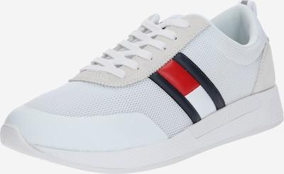 Tommy Jeans Nízke tenisky - tmavomodrá / červené / biela, Produkt