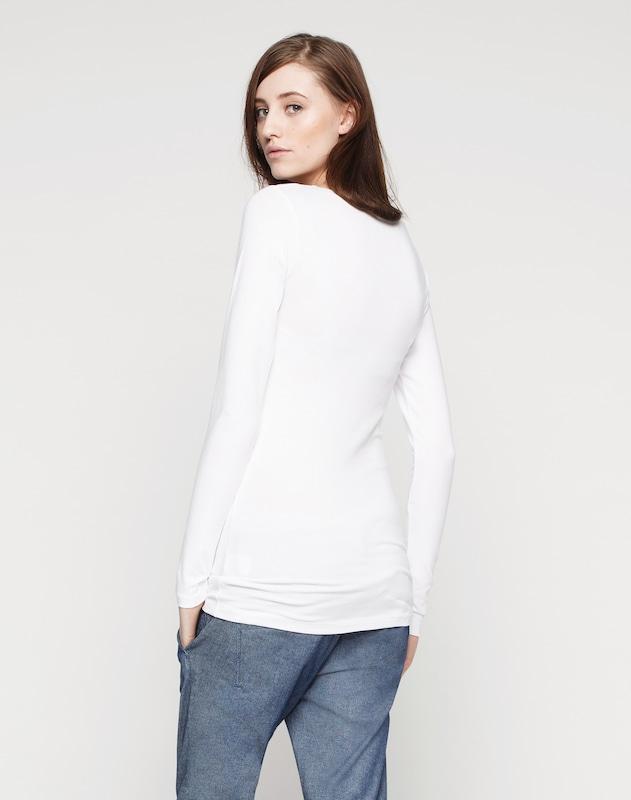 Blanc 'turbo' Modström En shirt T 5qRAcj34LS
