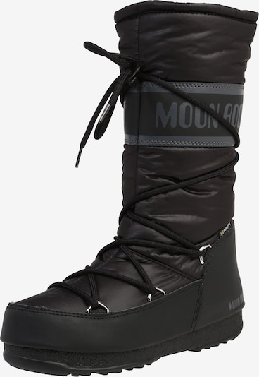 MOON BOOT Sněhule 'MOON BOOT HIGH NYLON WP' - černá, Produkt
