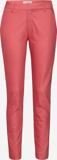 MOS MOSH Hose 'Abbey Night' in pink / rot, Produktansicht
