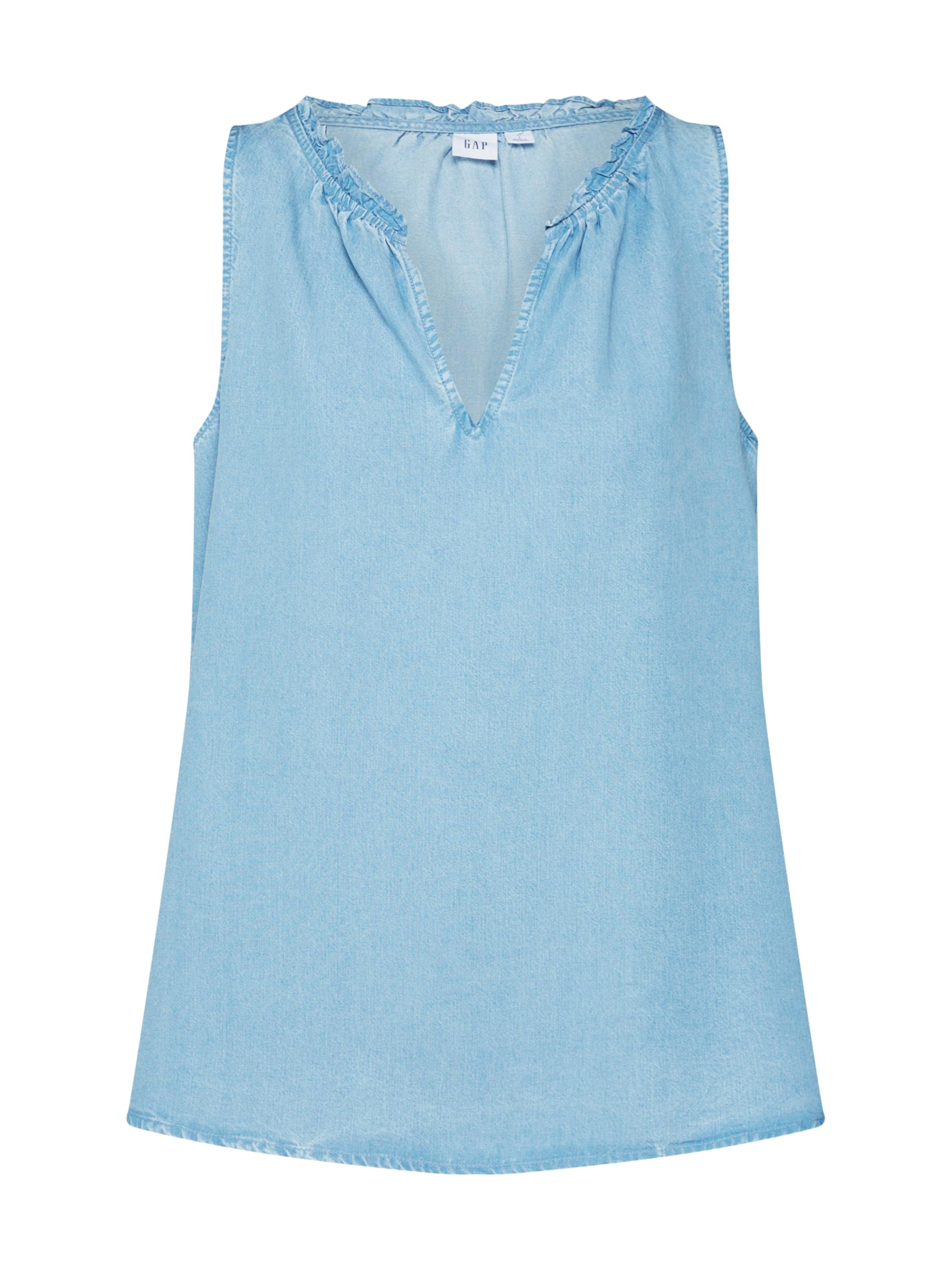 T Gap Denim shirt Bleu En DHWE29I
