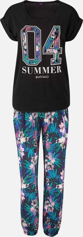 BUFFALO Pyjama 'Tropic'