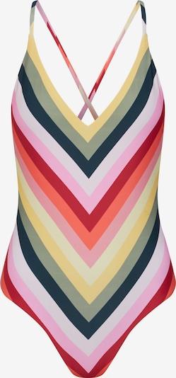 CATWALK JUNKIE Jednodielne plavky 'S HAPPY STRIPES ONE PIECE ' - zmiešané farby, Produkt