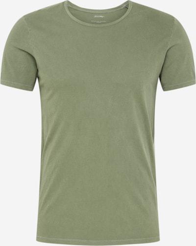 AMERICAN VINTAGE T-Shirt 'Vegiflower' en olive, Vue avec produit