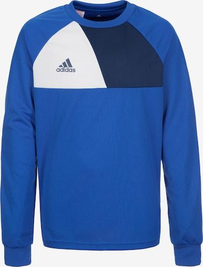 ADIDAS PERFORMANCE Torwarttrikot 'Assita 17' in blau / dunkelblau / weiß, Produktansicht