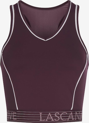 LASCANA ACTIVE Top in Lila