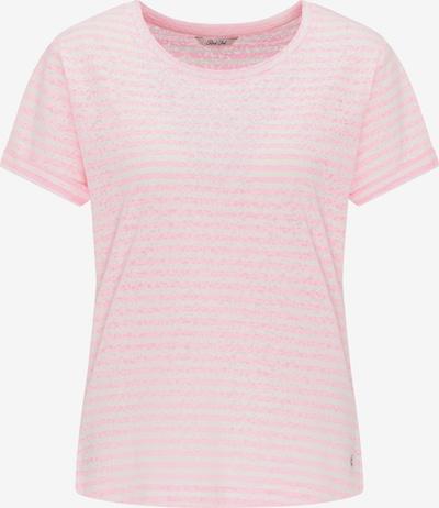 Petrol Industries T-shirt en rose clair / blanc, Vue avec produit