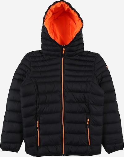 CMP Funktionsjacke in anthrazit / orange, Produktansicht