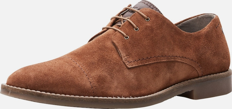 JACK & JONES Wildleder-Schuhe
