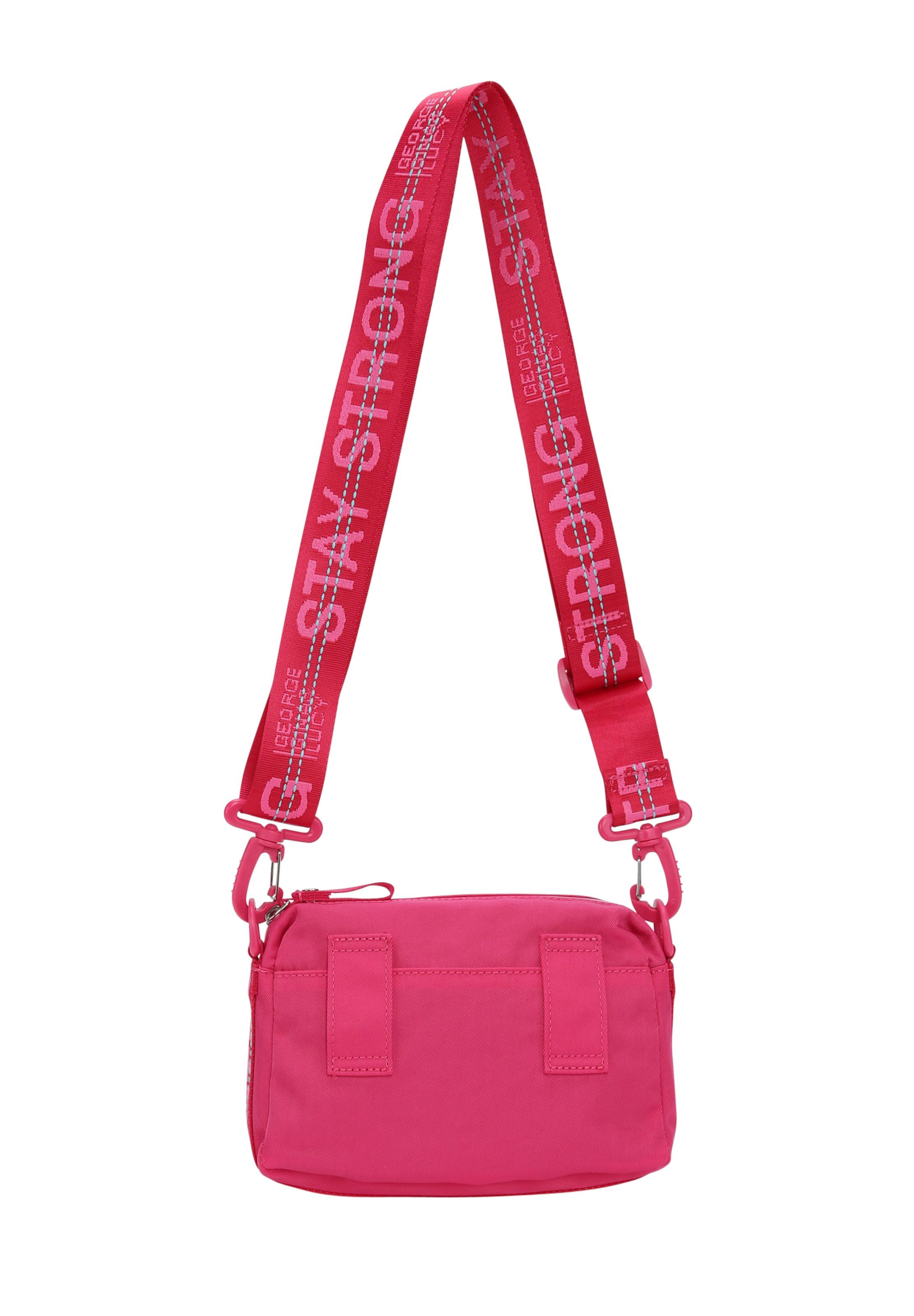 In 'yma' Bag Lucy Ginaamp; Crossbody Pink George Y7gyvbf6