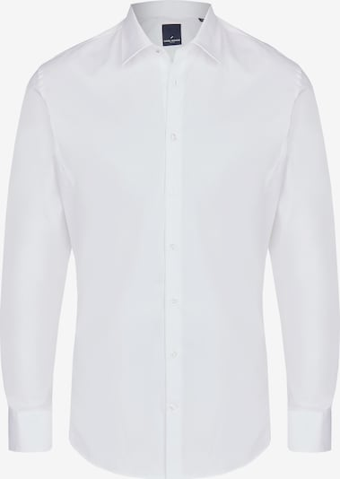 DANIEL HECHTER Hemd in weiß, Produktansicht