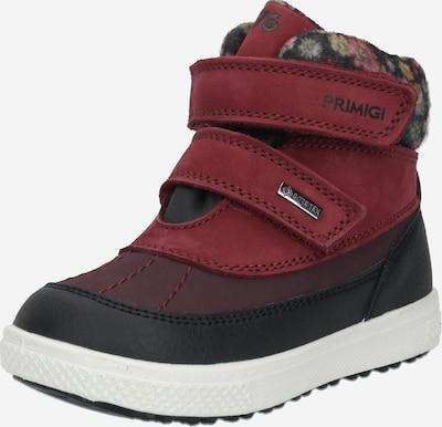 PRIMIGI Schuhe in weinrot / schwarz, Produktansicht