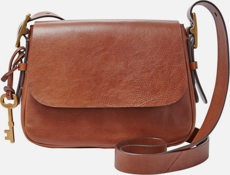 Fossil Shoulder Bag Harper Small Crossbody Of Leather