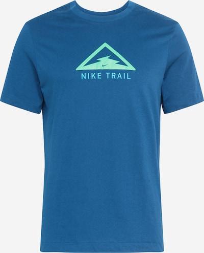 Sportiniai marškinėliai iš NIKE , spalva - tamsiai mėlyna jūros spalva, Prekių apžvalga