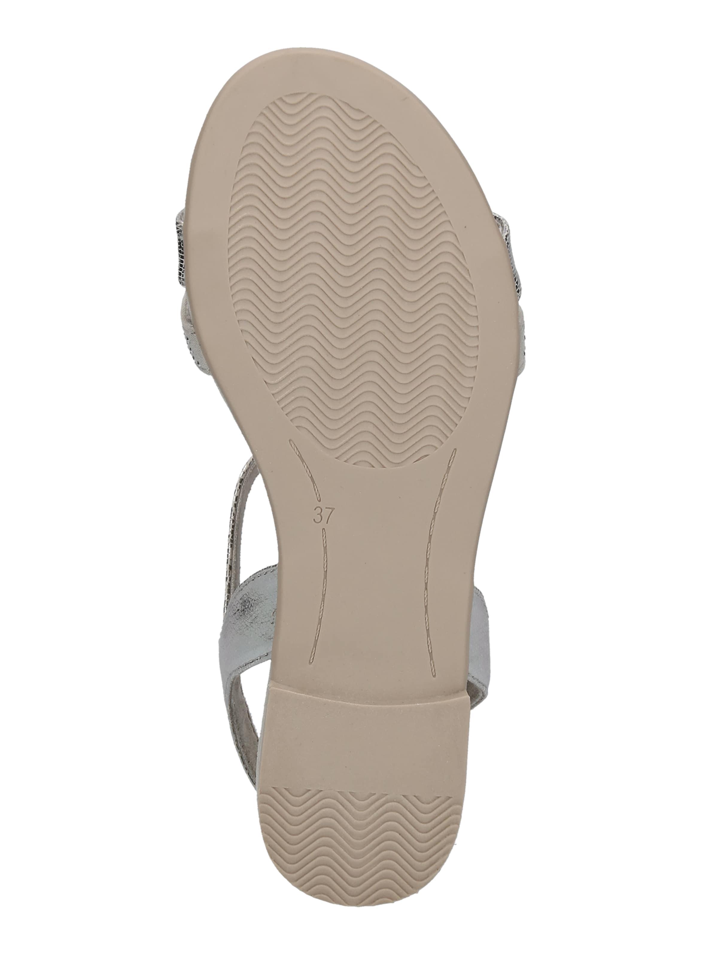 MARCO TOZZI Sandalen mit Nietendekor Verkauf Neuer Stile Billiger Großhandel Gut Verkaufen Zu Verkaufen Freies Verschiffen Versorgung Sammlungen Zum Verkauf a4AQ323r