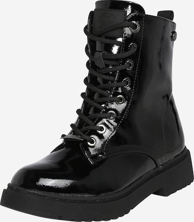 Refresh Stiefelette in schwarz, Produktansicht