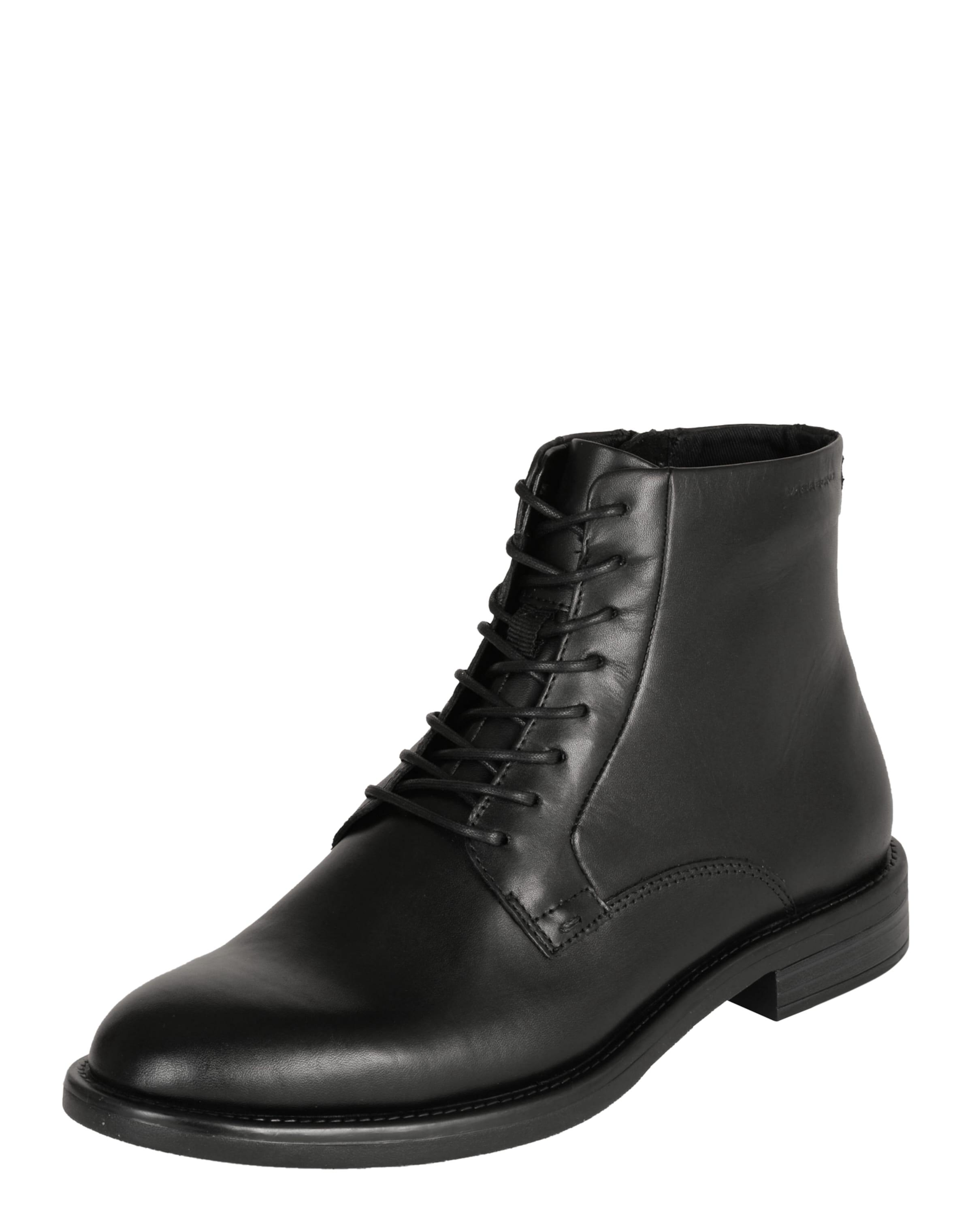 Veterlaarsjes Zwart Shoemakers In 'amina' Vagabond sdxotQBhrC