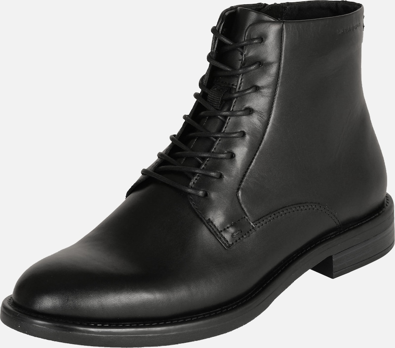 Bottines 'amina' Shoemakers À Vagabond Noir Lacets En dChQotrxBs