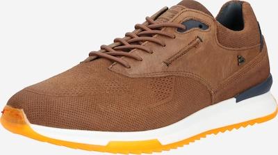 BULLBOXER Sneaker in braun / weiß, Produktansicht
