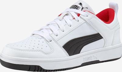 PUMA Sneaker 'Rebound Layup Lo SL' in schwarz / weiß, Produktansicht
