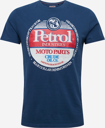 Petrol Industries Shirt in marine, Produktansicht