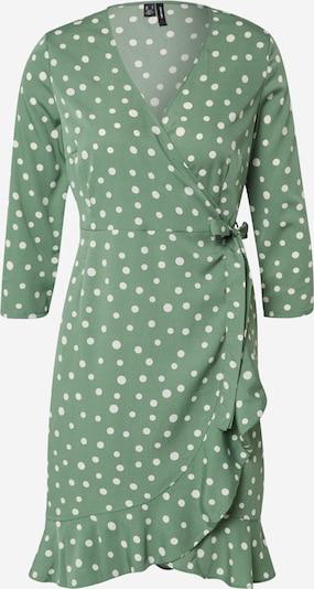 VERO MODA Sukienka 'HENNA' w kolorze zielony / białym, Podgląd produktu