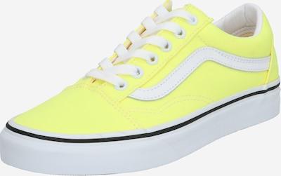 VANS Sneaker 'Old Skool' in neongelb, Produktansicht