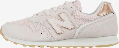 new balance Sneakers laag 'WL373 B' in de kleur Goud / Rosa, Productweergave