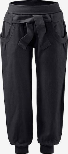 BUFFALO Strandhose in schwarz, Produktansicht