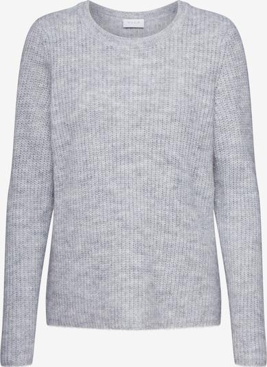 VILA Pullover in hellgrau, Produktansicht