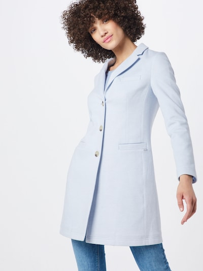 OPUS Mantel 'Halini' in hellblau, Modelansicht