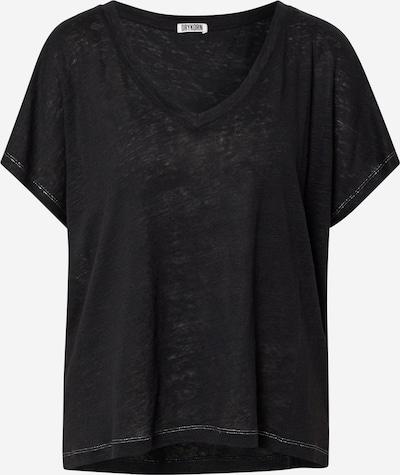 Marškinėliai 'SVANA' iš DRYKORN , spalva - juoda, Prekių apžvalga