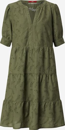 s.Oliver Letní šaty - khaki, Produkt