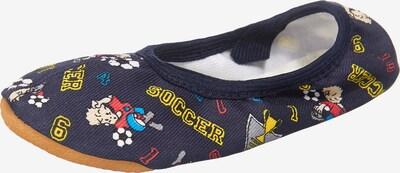 BECK Schuhe in dunkelblau / mischfarben, Produktansicht