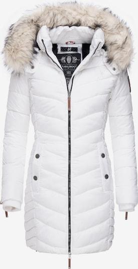 Cappotto invernale 'Nimalaa' NAVAHOO di colore bianco, Visualizzazione prodotti