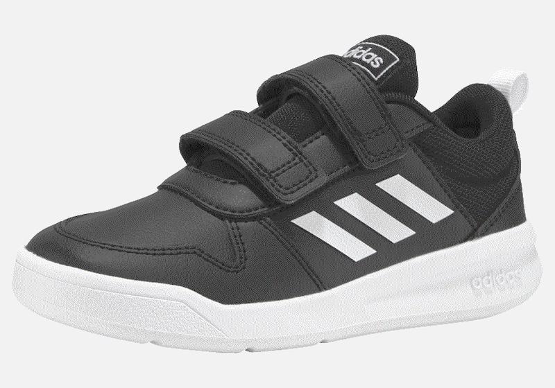 ADIDAS PERFORMANCE Sneaker 'Tensaur C' in schwarz weiß