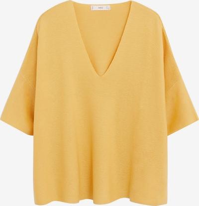 MANGO Pullover in senf, Produktansicht