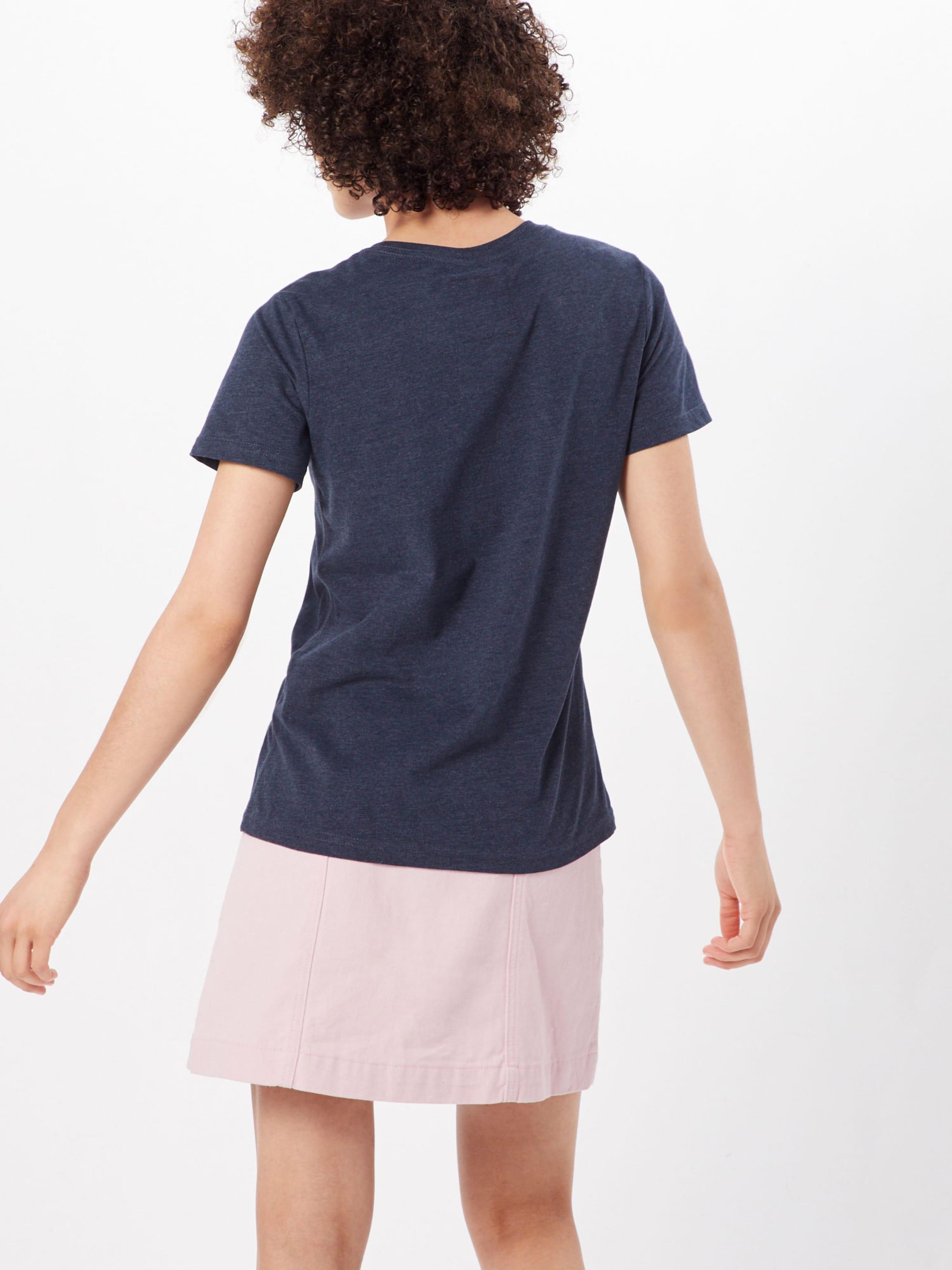 Superdry shirt En Bleu Marine T 8yvmOn0Nw