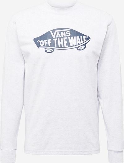 VANS Shirt in blau / offwhite, Produktansicht
