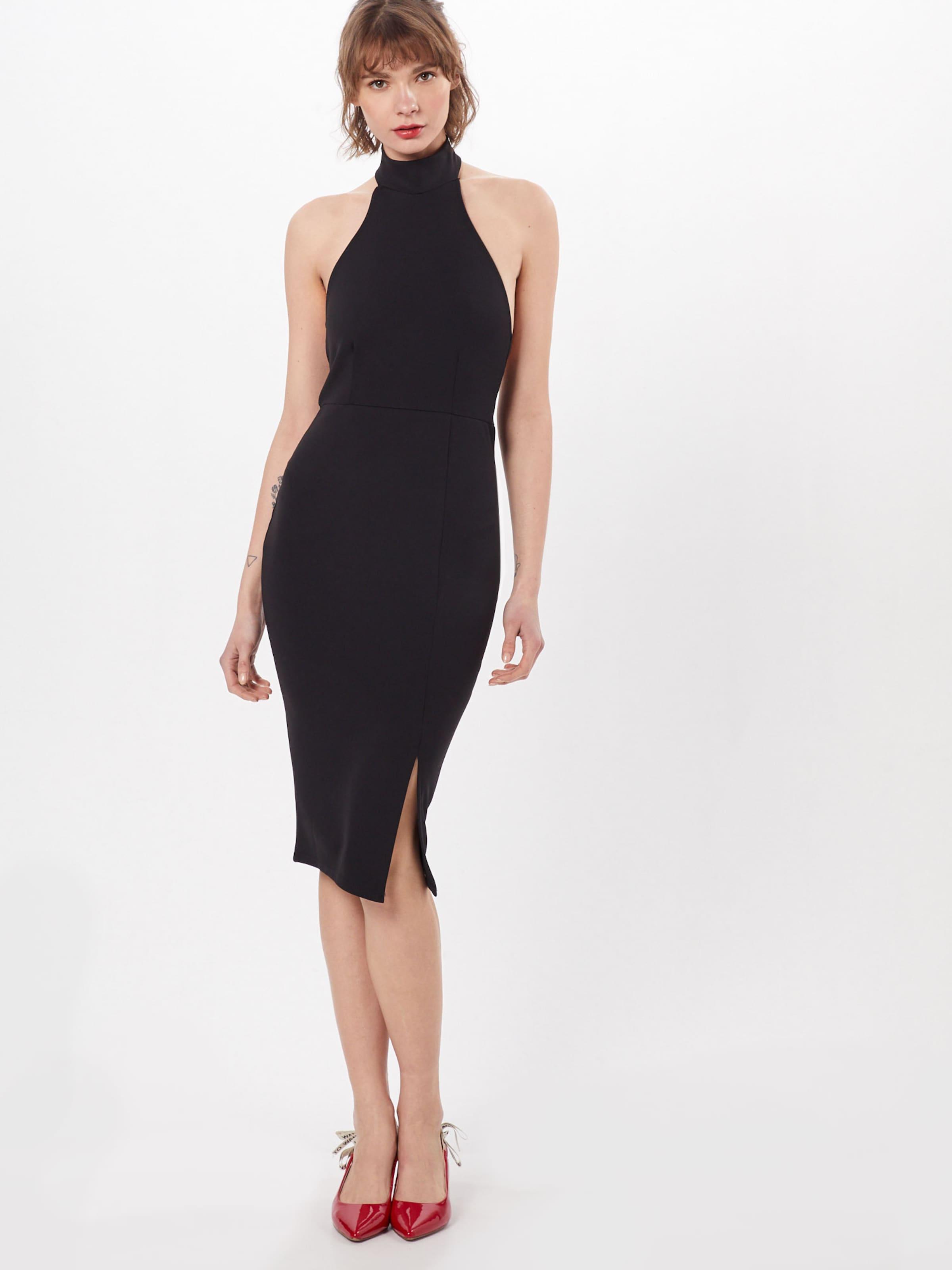 Kleid In 'choker' Kleid Schwarz Missguided Missguided 'choker' Missguided Kleid In Schwarz WYEHID29