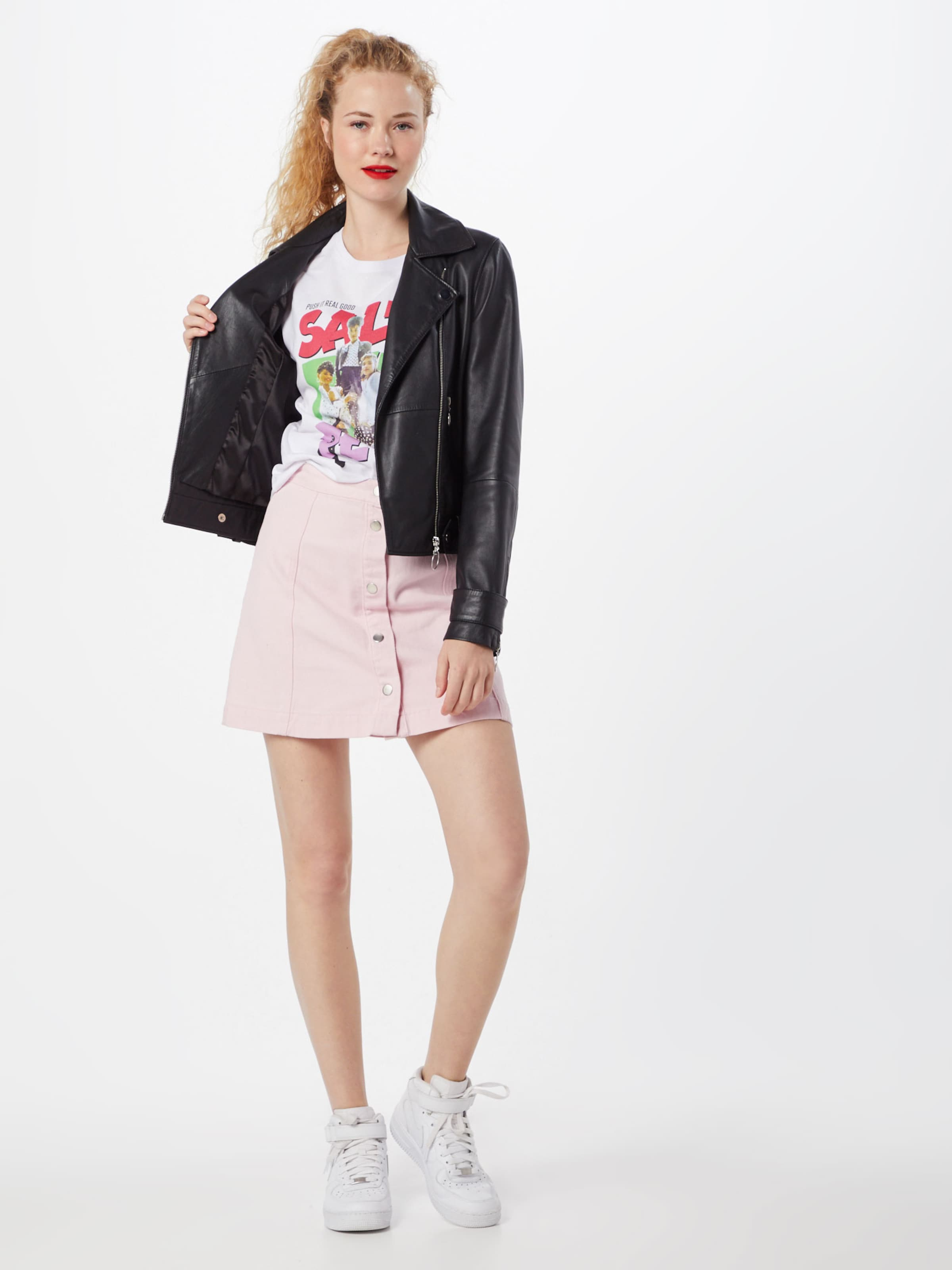Merchcode N ClairViolet Salt Pepa T Tee' Blanc En 'ladies Rose shirt Vert srxhdCtQ
