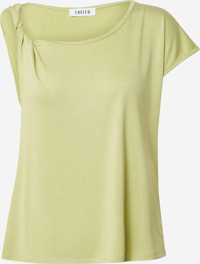 EDITED T-shirt 'Yareli' en vert, Vue avec produit